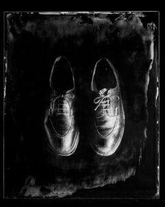 オリヴィエ・サイヤール ハント アンブロタイプ写真