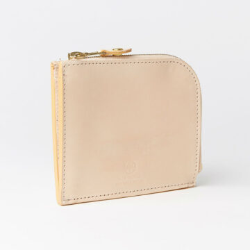 ZIP MINI PURSE WITH GUSSET ¥24,200