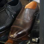 When|若き職人の感性が生み出す端麗さが際立つ靴